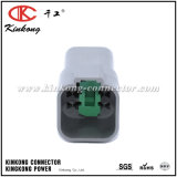 Dt04-6p6 Pin Conectores de crimpagem macho Conectores de espada