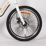Зеленый Bike силы 250W облегченный миниый электрический
