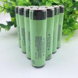 Panasonic 3.7V 18650b 3400mAh李イオン充電電池のPanasonic 18650 Ecig NCR18650b電池