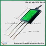 (4-20mA/0-2V) датчик влаги температуры почвы RS485 Modbus