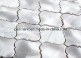 Mosaico de aluminio del metal del color mezclado para el material de construcción