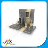 Design de luxo personalizado mostrador de exibição de madeira