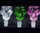 Gldg coloreó el tazón de fuente de la diapositiva de cristal de la garra del dragón del Batman