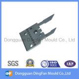 Pieza que muele de pulido de acero de la pieza de la precisión de la pieza del CNC que trabaja a máquina