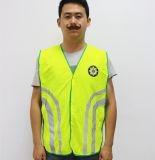 Veste reflexiva do trabalho industrial feita em China