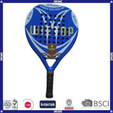 Raquete de tênis de remo de venda de carbono completo