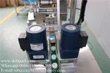 Автоматический стикер машина для прикрепления этикеток крышки бутылки 5 галлонов