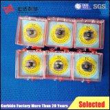 Diferentes tipos de boquillas de pulverización de carburo de tungsteno