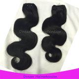 مصنع عذراء شعر مموّن [8ا] [ملسن] جسم موجة شعر