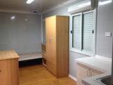 소형 샤워 목욕탕을%s 가진 우물에 의하여 비치하는 Prefabricated 집