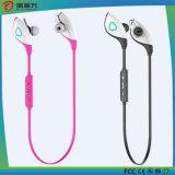 Écouteurs stéréo sans fil de vente chauds d'écouteur de Bluetooth
