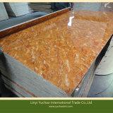 Madera contrachapada excelente de la melamina del grado con la base de la madera dura para el vector de la oficina