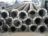 Tubo de dragado de plástico UHMW-PE resistente al calor