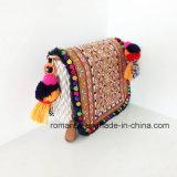 Ультрамодная повелительница PU вышивает мешку женщин сумок выдвиженческому (NMDK-042201)