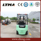 Chinesischer Gabelstapler 2 Tonnen-mini elektrischer Gabelstapler