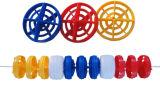 Corde Scratch-Proof de voie de flotteur de piscine de polyéthylène populaire de Spirality