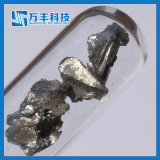 希土類材料99.9%のPraseodymiumの金属Pr