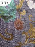 Ткань 100% софы жаккарда полиэфира с вне синелем 400GSM