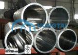 Tubulação de aço estirada a frio superior de JIS G3461 STB340 para Bolier e pressão