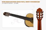 Гитара мастерского ровного высокого качества классическая