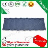 Feuille enduite de toiture de pierre de fabrication de Guangdong