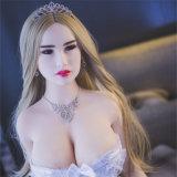 Кукла D-Чашки сексуальная с реальной грудью 165cm силикона Vagina