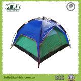 Automatisches halbes Deckel-doppelte Schicht-kampierendes Zelt