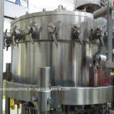 炭酸飲み物のびん詰めにする充填機