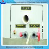 Compartimiento cíclico compuesto de la prueba de corrosión del aerosol de sal de la boquilla del equipo de laboratorio