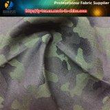 Tessuto disgregativo tinto del jacquard del reticolo filo di cotone/del poliestere