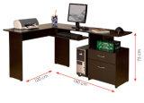 حديثة [سكهوول ليبرري] مختبرة [أفّيس فورنيتثر] خشبيّة حاسوب مكتب ([هإكس-در084])