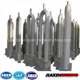 Tipo hecho girar de calidad superior tubos del molde U del radiante