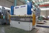 Manuelle bearbeitetes Eisen-Presse-Bremsen-hydraulische Platten-verbiegende Maschine für Stahl