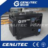 공기에 의하여 냉각되는 10HP 디젤 엔진 4.8kw 5.0kw 침묵하는 디젤 엔진 발전기 Portable