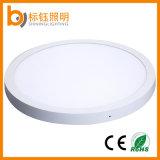 luz del panel redonda aprobada de la garantía 90lm/W LED de la lámpara 3years del techo de RoHS del Ce de 500m m