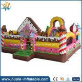 キャンデーの家の販売のための膨脹可能な警備員の城