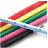 150deg c Silikon-Gummi-Isolierungs-elektrischer Heizungs-Draht (UL3129 /UL3219/UL3223)