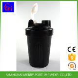 400ml frasco branco contínuo do abanador da proteína de uma cor de 14 onças (SG007S)