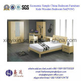 MDF van de Flat van het Meubilair van de Slaapkamer van de reeks Koningin Size Bed (F06#)