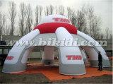 一義的なデザイン膨脹可能なドームのテント、UFOの膨脹可能なくものテントK5116