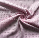 분홍색 Casualwear (HD1105175)를 위한 100%년 폴리에스테 메시 직물
