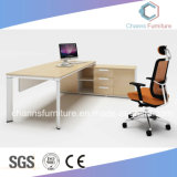 أثاث لازم حديثة خشبيّة حاسوب مكتب [منجر وفّيس] طاولة