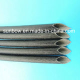 Fibre de verre électrique approuvée de silicones d'isolation d'UL gainant pour les moteurs électriques