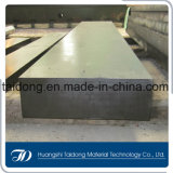 1.2343熱い作業ツール鋼鉄は、H11型ツールの平らな鋼鉄を停止する