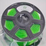 Нити ABS принтера 3D PLA 1.75mm 3mm пластичные с верхним качеством