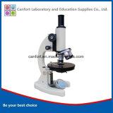 equipo de enseñanza 50X-640X microscopio biológico monocular para el estudiante (LF-XSP-06)