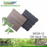 Дешевые плитки блокировки DIY двора WPC балкона сада Горяч-Сбывания