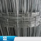 Сверхмощный загородка игры поля провода покрытия цинка фикчированным сплетенная узлом
