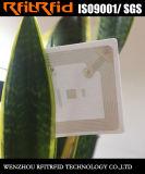 Etiqueta inalterable imprimible programable de la ISO 15693 RFID para las mercancías