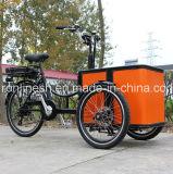 Велосипед колеса груза Bike/3 Bakfiets электрические/колесо Bakfiets 3/трицикл/электрические Bike груза/магазинная тележкаа Trike/велосипед покупкы/миниый груз трицикла/семьи